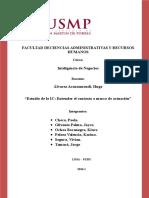 Investigación de Mercado - Villa María Del Triunfo