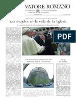 L´OSSERVATORE ROMANO - 13 Mayo 2016.pdf