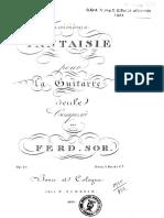 Fernando Sor, op.10 - Troisième fantaisie .pdf