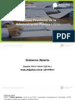 Datos Abiertos (IPAP, 2016)