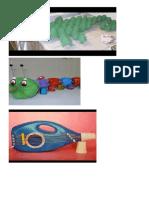 juguetes reciclables