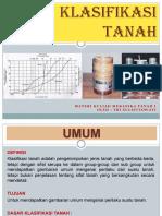 244096384 Materi Mekanika Tanah 1 Klasifikasi Tanah PDF