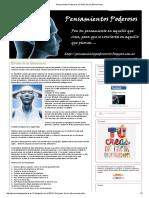 Pensamientos Poderosos_ El Poder de las Afirmaciones.pdf