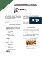 Castellano y Literatura  - 1erS_13Semana - MDP