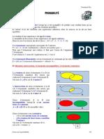Cours Probabilite Terminale Pro