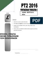 Cover Modul & Jadual Pemarkahan Pt2 2016