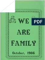 We Are Family V1n1