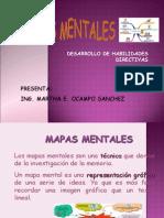 Mapas Mentales, Martha Ocampo, 2005-1