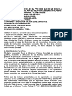 Jurisprudencia Reparacion Civil