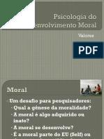 Desenvolvimento Moral