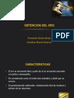 Solano Rueda Obtenciondeloro