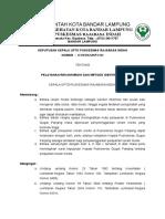 8.4.3.a. SK Pelayanan Rekam Medik Dan Metode Identifikasi RBI