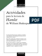 Actividades Hamlet