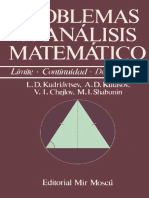 Kudriavtsev - Problemas de analisis matematico.pdf