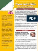 CRESS des Iles de Guadeloupe - Newsletter n°2 - mai 2016