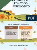 Desarrollo-Fonético-Fonológico