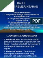 PPT Sistem Pemerintahan