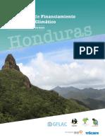 Informe Financiamiento Honduras