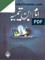 Imam Ibn Taimiah (Dr Ghulam Jelani Baraq)