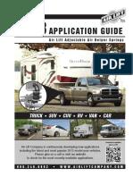 Catalogo Aplicaciones Air Lift Ingles