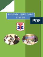 Proposal Blue Code Training 2016 - Pro Emergency
