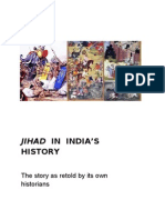 Jihad in India's History- As Retold by Its' Own Islamic Historians-by Sita Ram Goel-War on Terror Study series 6