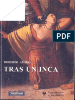 AMIGO, R. - Tras Un Inca
