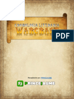 Cronología Literaria Warcraft (Act. 17-05-2016)