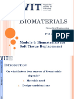 Biomaterials for Soft Tissue Replacement 1