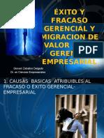 SESION 08 EXITO Y FRACASO GERENCIALY MIGRACION DE VALOR.pptx