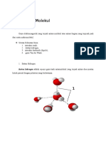 Gaya Antar Molekul