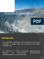 Unidad IV_Porfidos Cupriferos