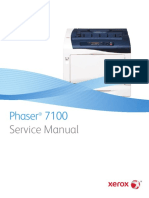 Service Manual Phaser7100