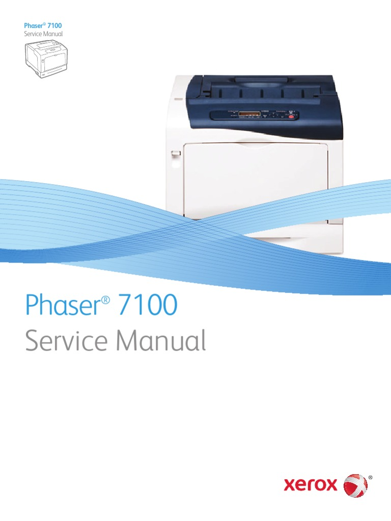 service manual phaser7100 computer networking computing rh es scribd com phaser 7100 service manual pdf Phaser 7100 Machine Status Button