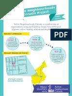 Active Neighbourhoods Canada Display