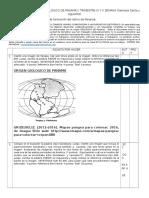 WEBQUEST N. 1. (ORIGEN GEOLOGICO DE PANAMA)