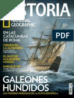 Revista Historia National Geographic Nº 146 – Febrero 2016 – Catacumbas