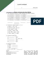 Ficha de Práctica de Comparación
