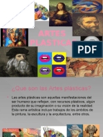 Presentacion de Artes