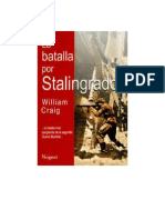 Craig William, La Batalla Por Stalingrado