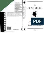 Taleb, N. N. - El cisne negro.pdf