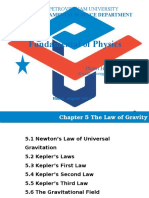 Chapter 5 the Law of Gravity Pham Hong Quang