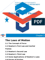 Chapter 2 Fundametal of Physics Dong Luc Hoc Pham Hong Quang