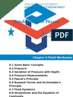Chapter 6 Fluid Mechanics Pham Hong Quang