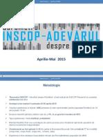 INSCOP 05.2015 Reducerea TVA Si Comportament Fiscal