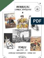 TOROS SIGLOS XVIII al XX
