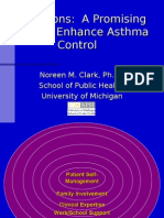 Coalitions- A Promising Way to Enhance Asthma Control