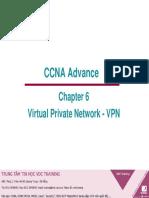 Chapter 6 - VPN - Part 2- IP Sec Configuring
