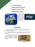 Historia Del Cobre