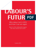 Labour's Future 19.05.16